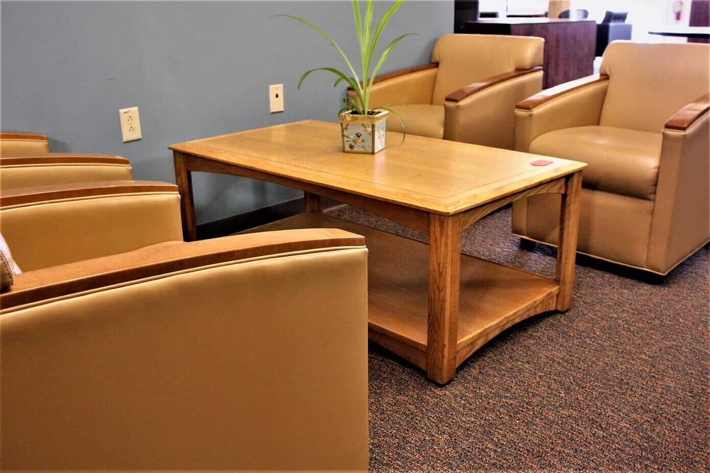 Office furniture exchange coupons near me in burlington for Office furniture near me