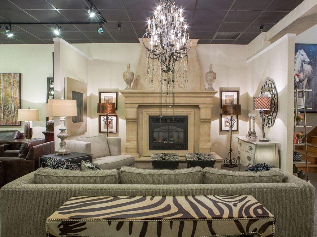 Design 125 in Twin Falls ID Furniture Stores Yellow