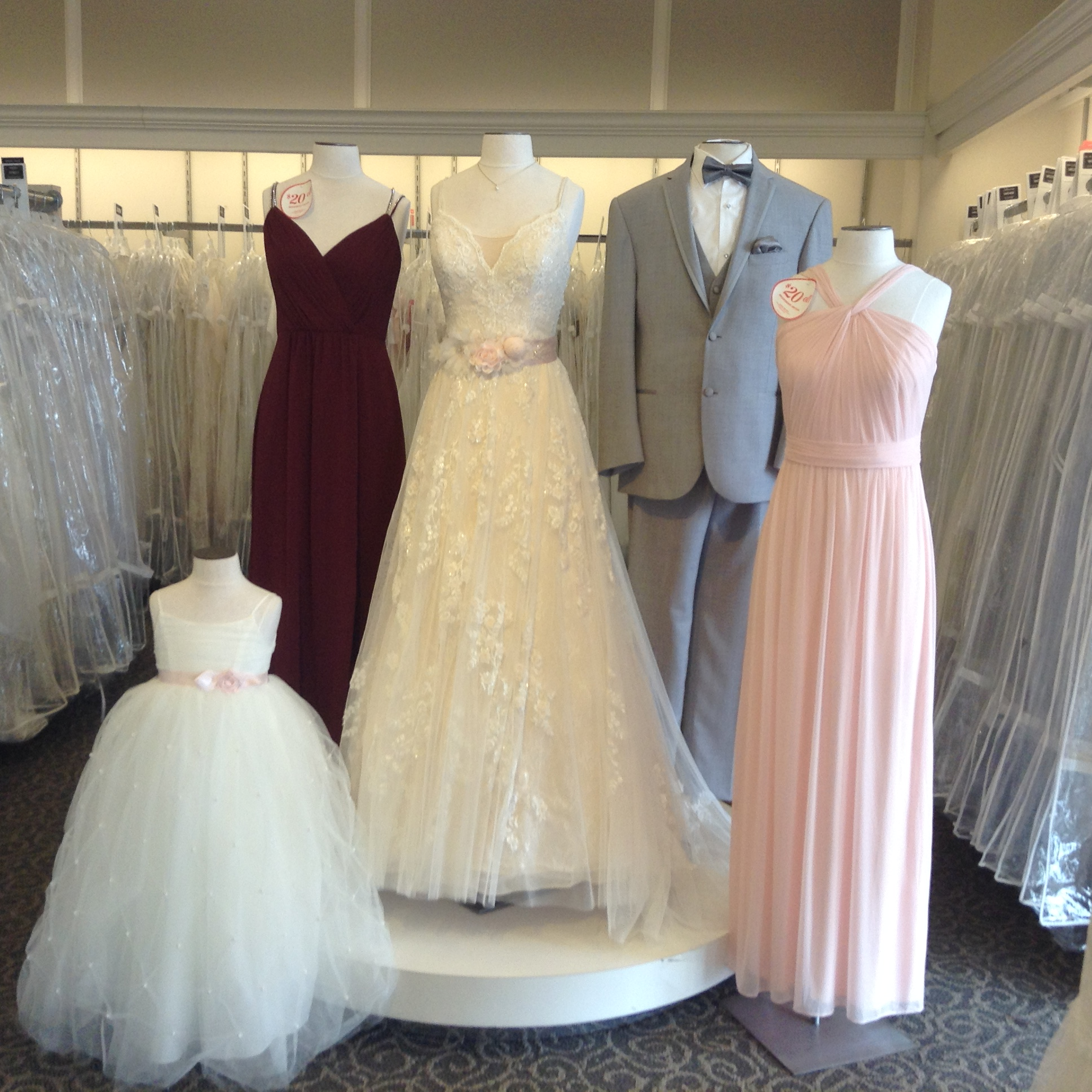 David 39 s bridal beaumont texas tx for Wedding dresses beaumont tx