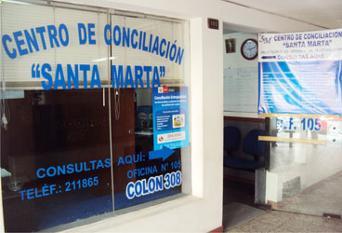 CENTRO DE CONCILIACIÓN SANTA MARTA Arequipa