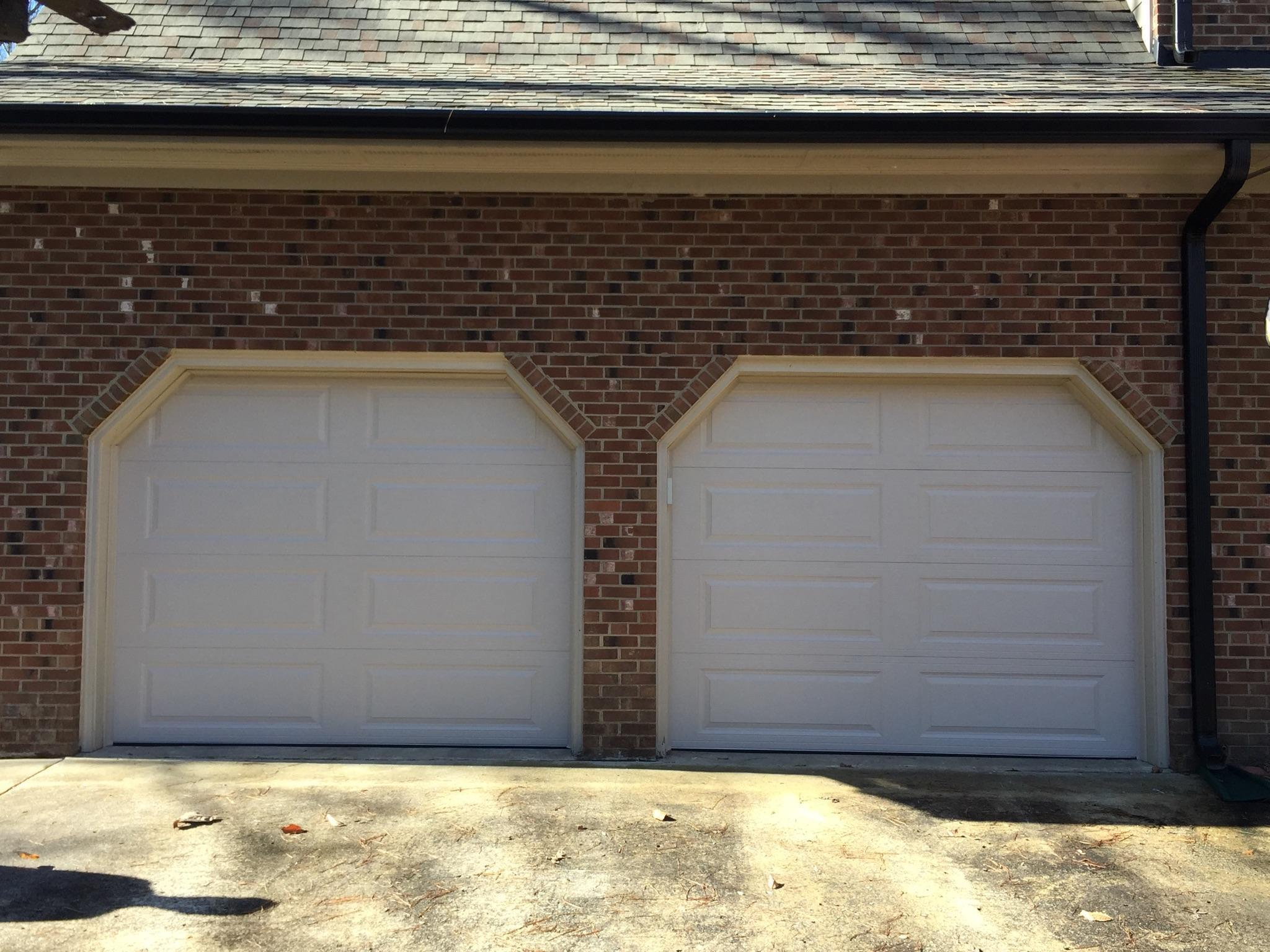 1536 #988833 All American Overhead Garage Door Inc. In Wendell NC 27591  image Overhead Garage Doors Residential Reviews 37132048