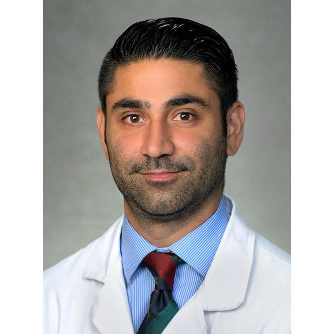 Behdad David Besharatian, MD