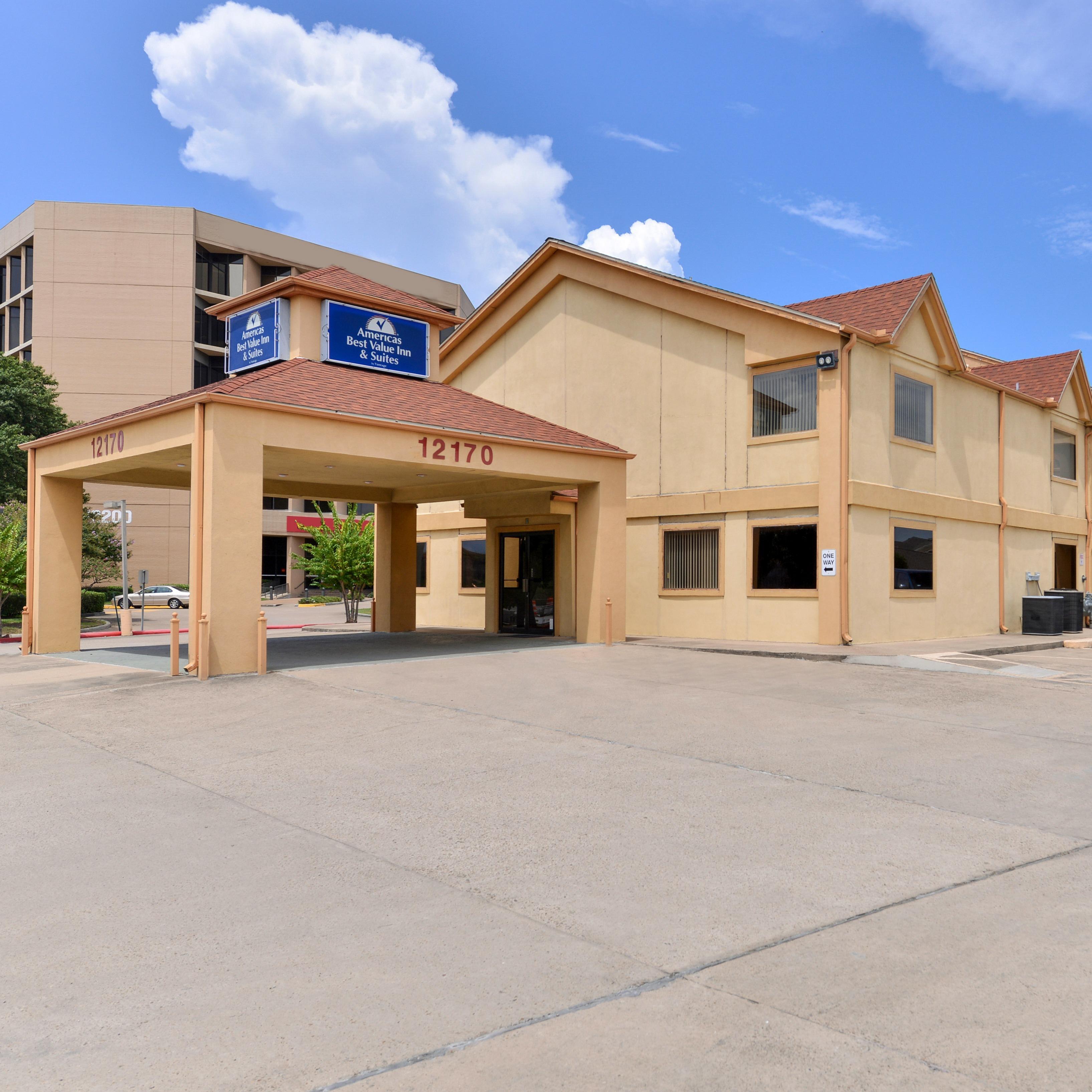 America's Best Value Inn & Suites-Houston-Northwest