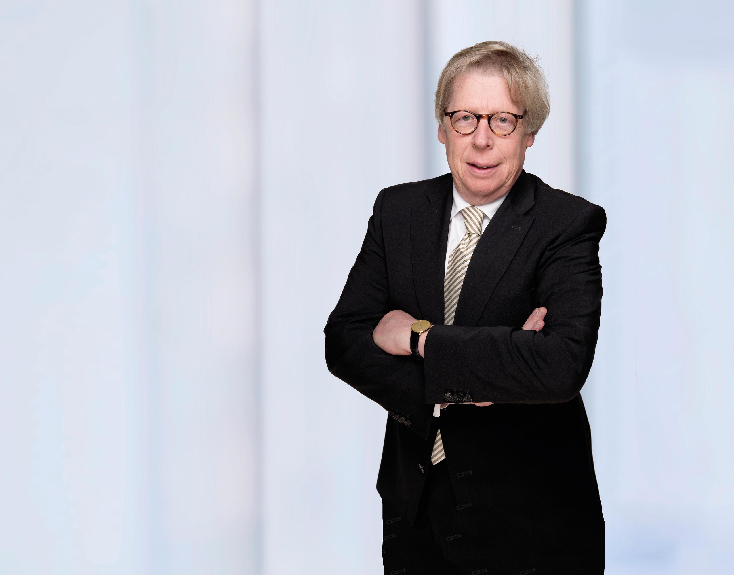 Barmenia Versicherung - Hans-Georg Scharfenkamp