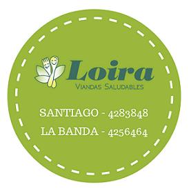 LOIRA VIANDAS SALUDABLES