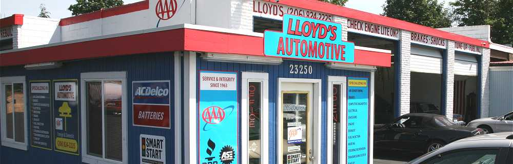 LLoyd's Auto Clinic