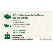 JP Automotive & Customs