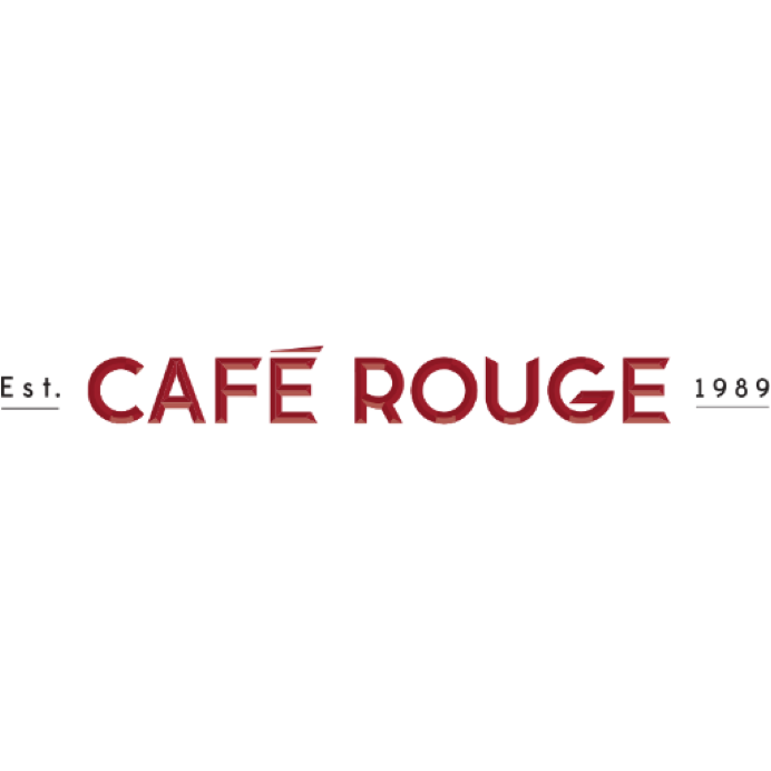 Café Rouge - Oxford Logo