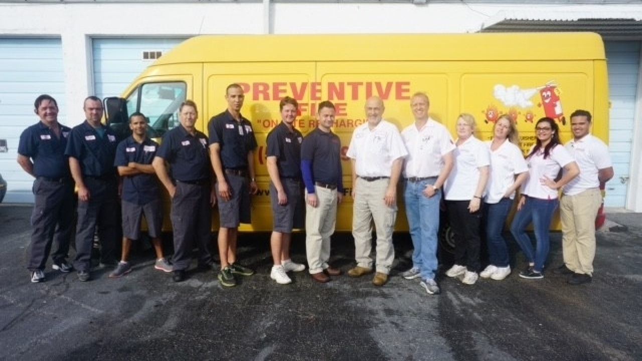 Preventive Fire West Palm Beach Florida Fl