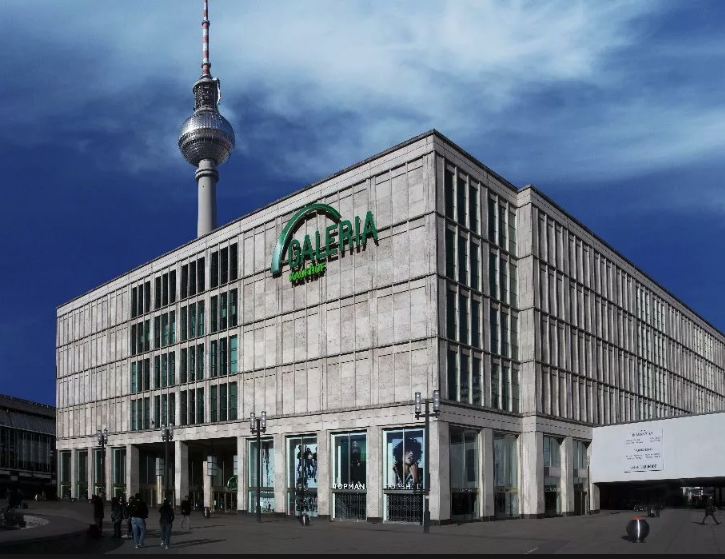 Babor Kosmetik - Berlin Alexanderplatz