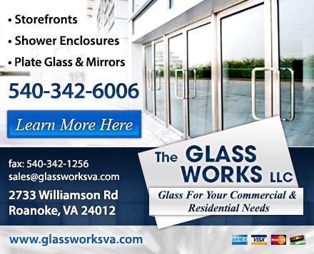 The Glass Works Llc In Roanoke Va 24012