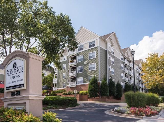 Windsor At Arbors Apartments Alexandria Va