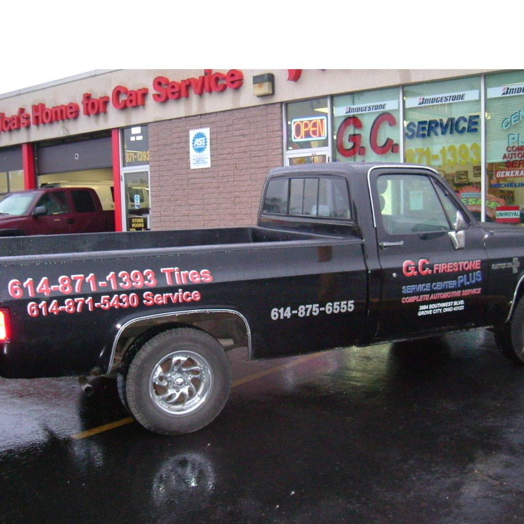 Business directory for grove city oh for Firestone motors harrisburg pa