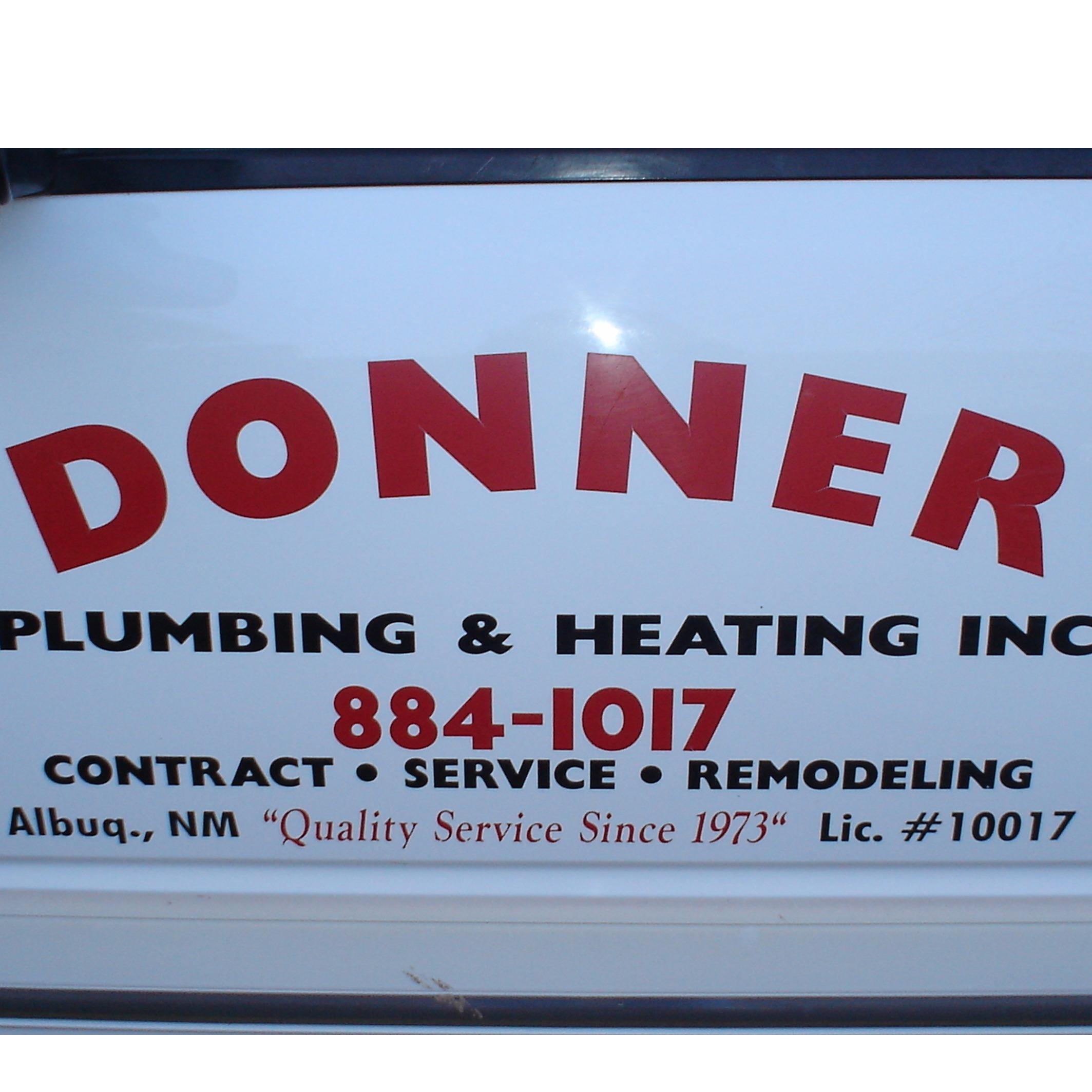 Donner Plumbing & Heating Inc