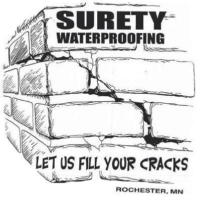 SURETY WATERPROOFING