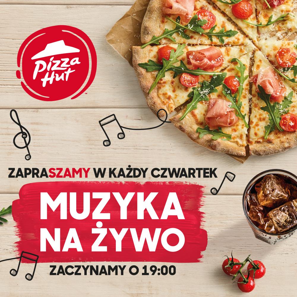 Pizza Hut Poznań Wichrowe Wzgórze