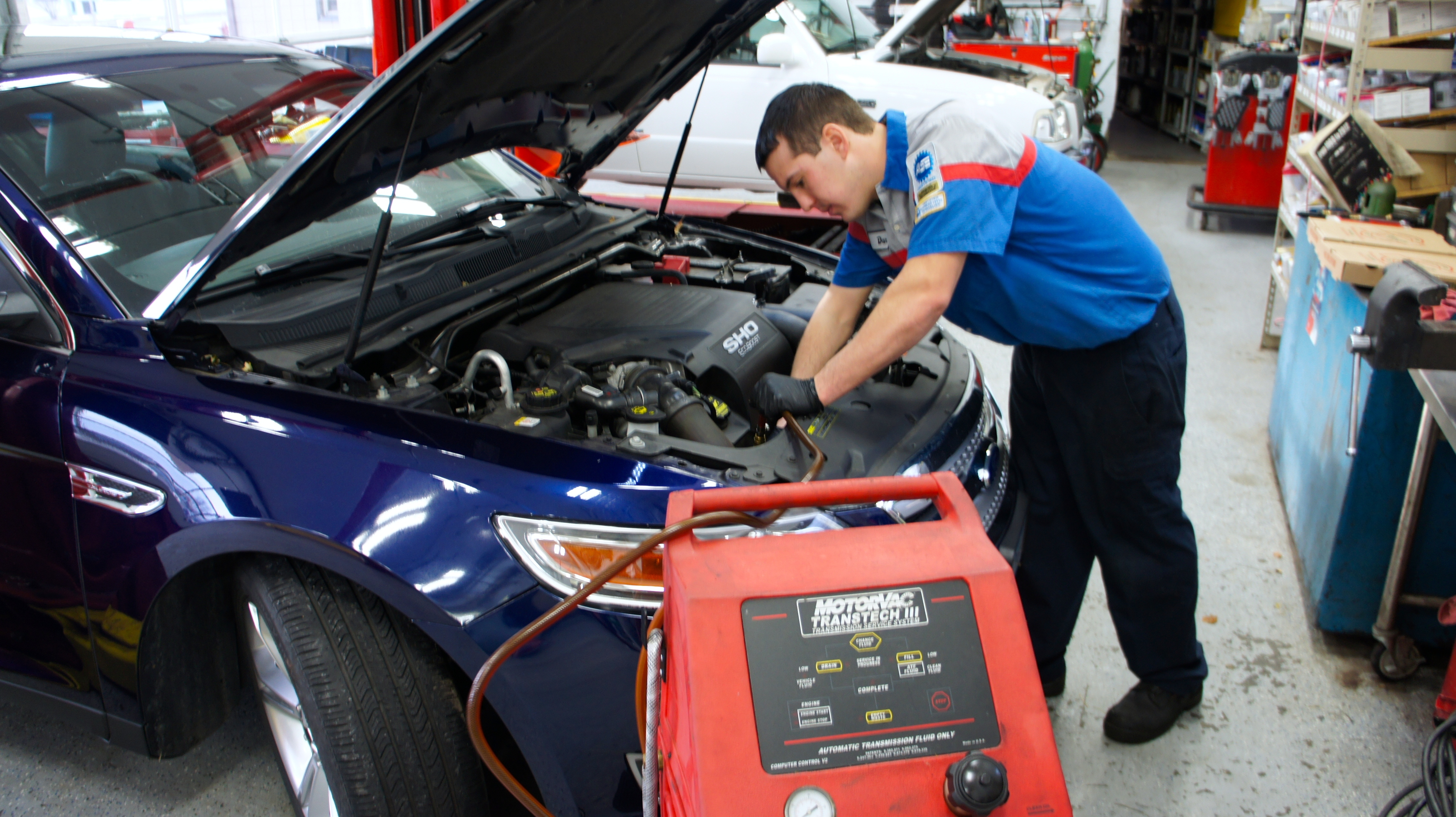 Certified auto repair coupons near me in spring park for Certified mercedes benz mechanic near me