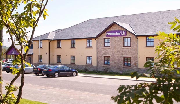 Premier Inn Edinburgh A7 Dalkeith