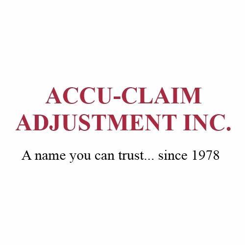 Accu-Claim Adjustment