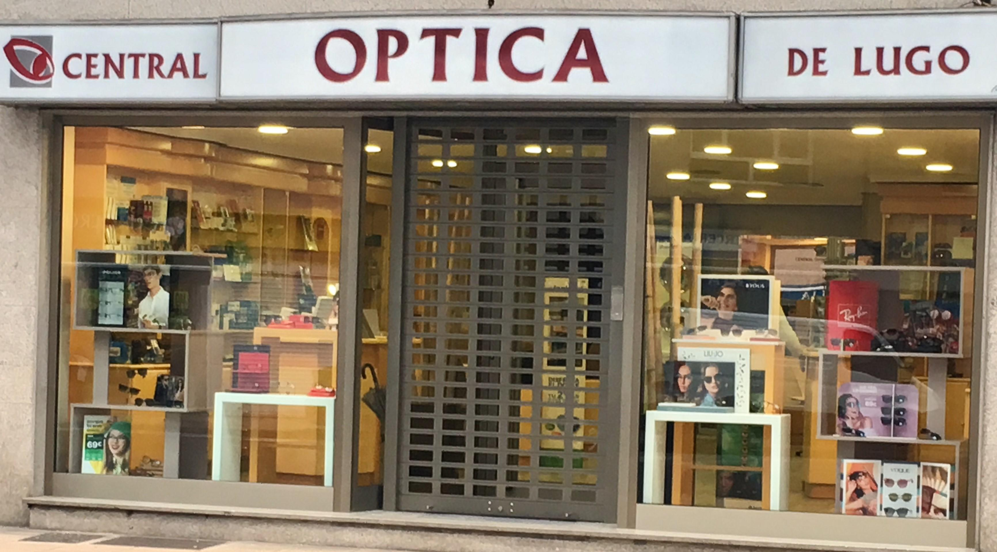 Central Óptica de Lugo