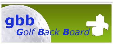Golf BackBoard, Inc.