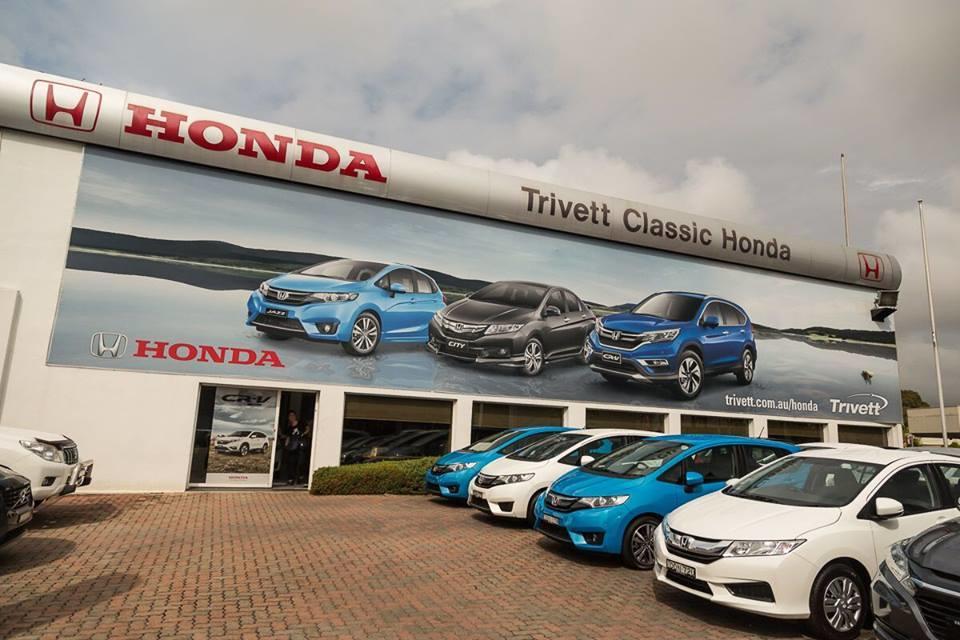 Trivett Honda