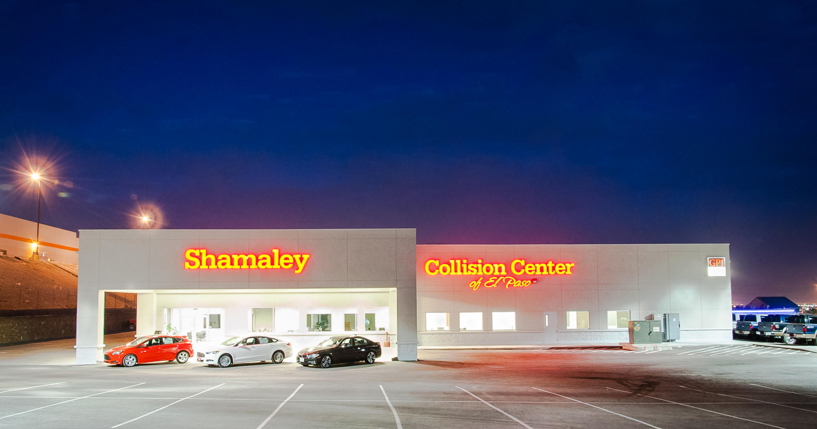 shamaley collision center of el paso el paso texas tx