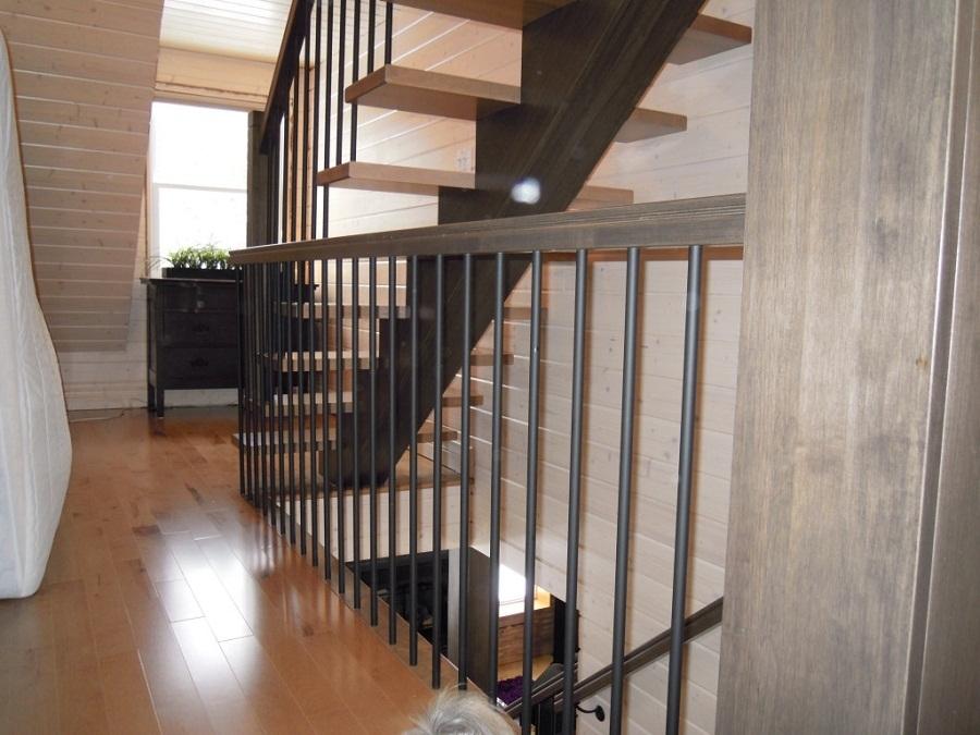 Les Escaliers Mario Girard Enr à Rigaud