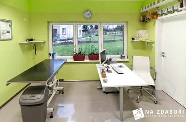 Veterinární klinika Na Zdaboři