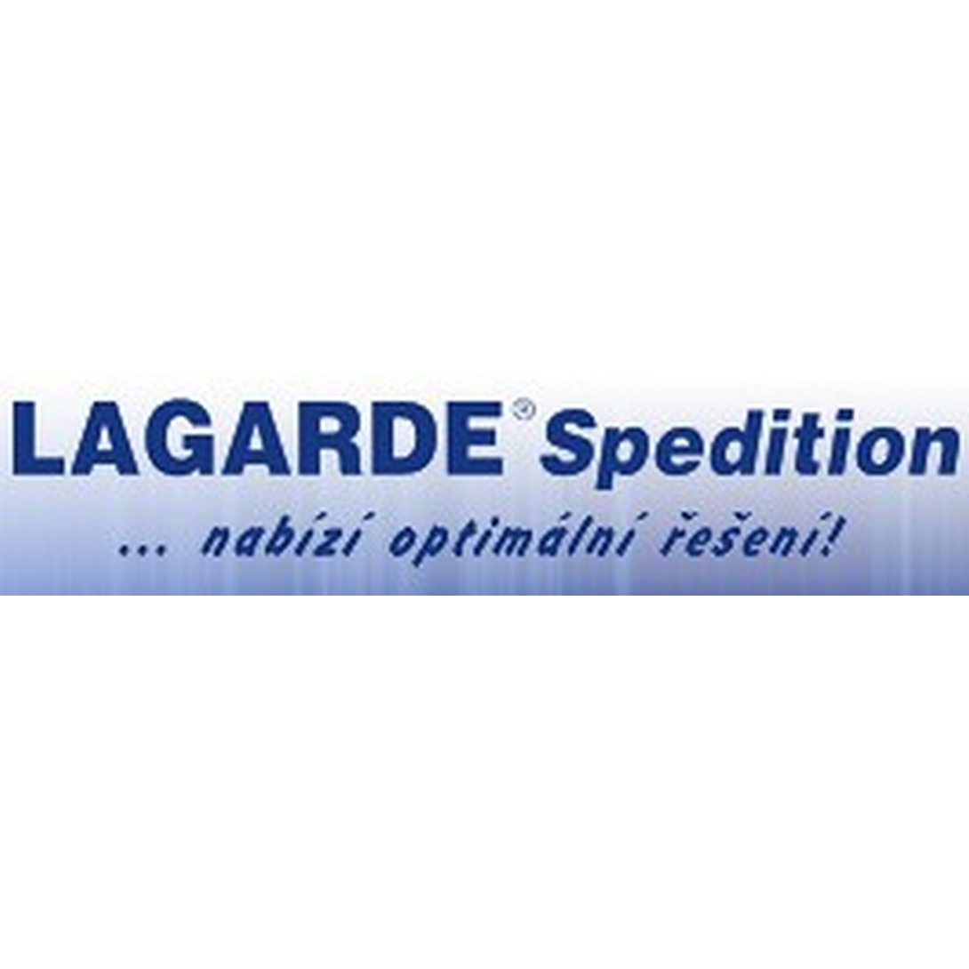 logo LAGARDE SPEDITION spol. s r.o.