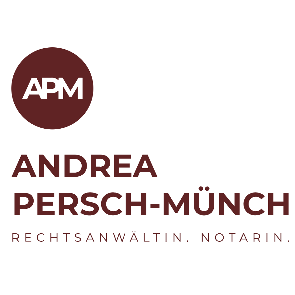 Notarin und Rechtsanwältin Andrea Persch-Münch