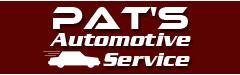 Pats Automotive Service