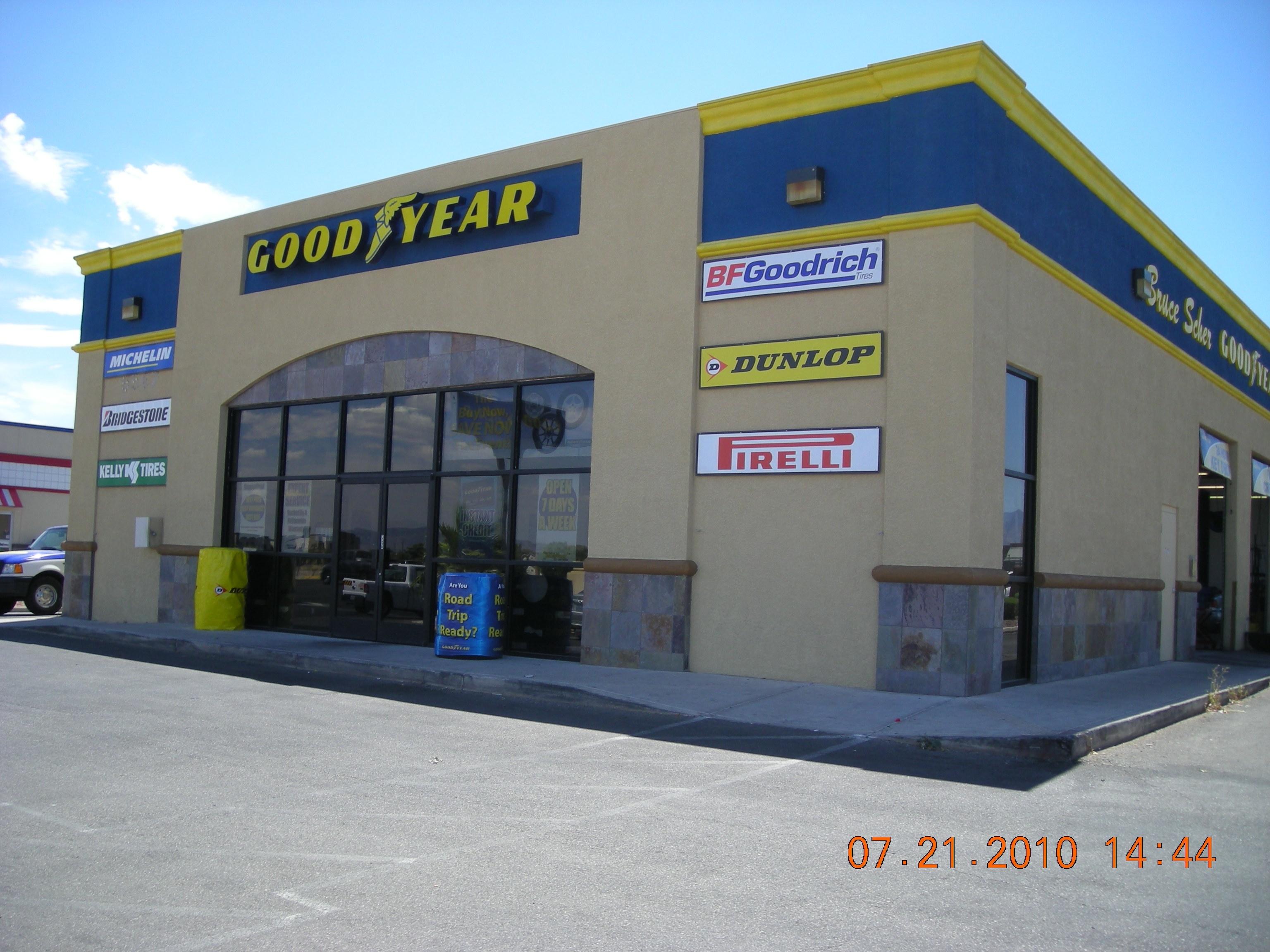 superior tire goodyear auto service center las vegas nevada nv. Black Bedroom Furniture Sets. Home Design Ideas