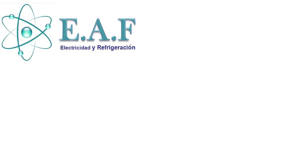 EAF ELECTRICIDAD Y REFRIGERACION