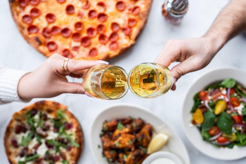 Pizza & Prosecco, a perfect pair!
