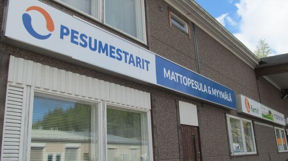 Mattopesula Pesumestarit Oy