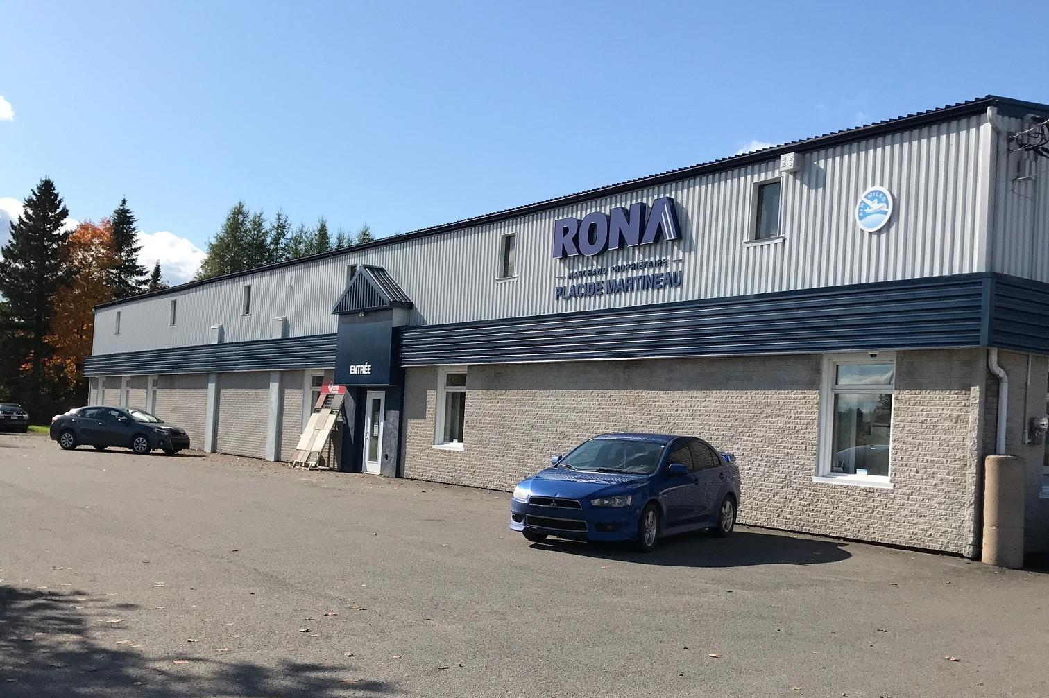 RONA Placide Martineau Inc. (Saint-Apollinaire)