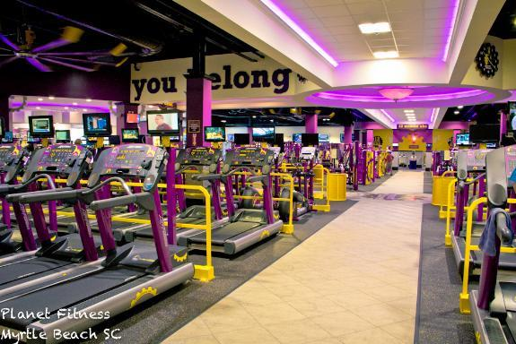 Health Clubs Gyms In Myrtle Beach Sc