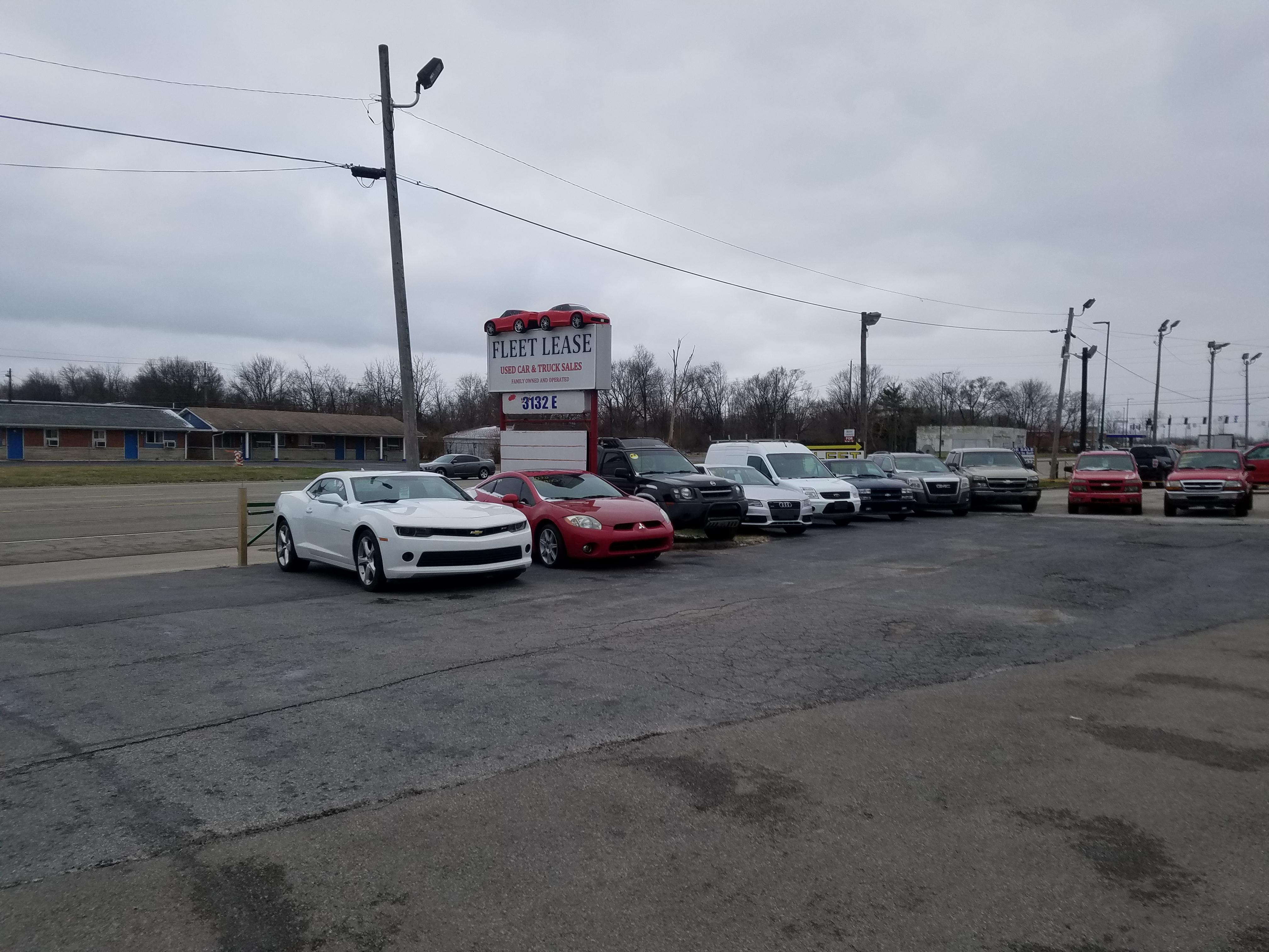 Sg Fleet Used Car Lease