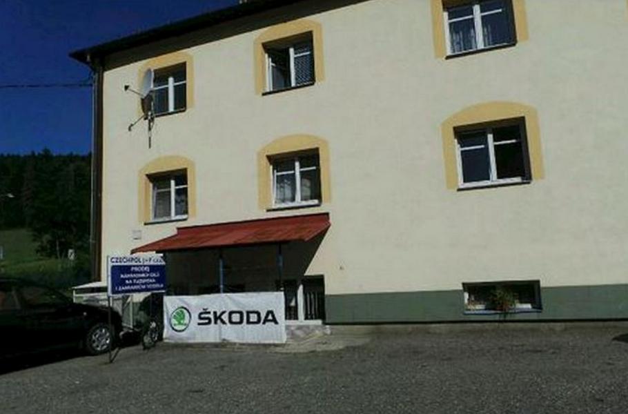 Autodíly a náhradní díly Škoda