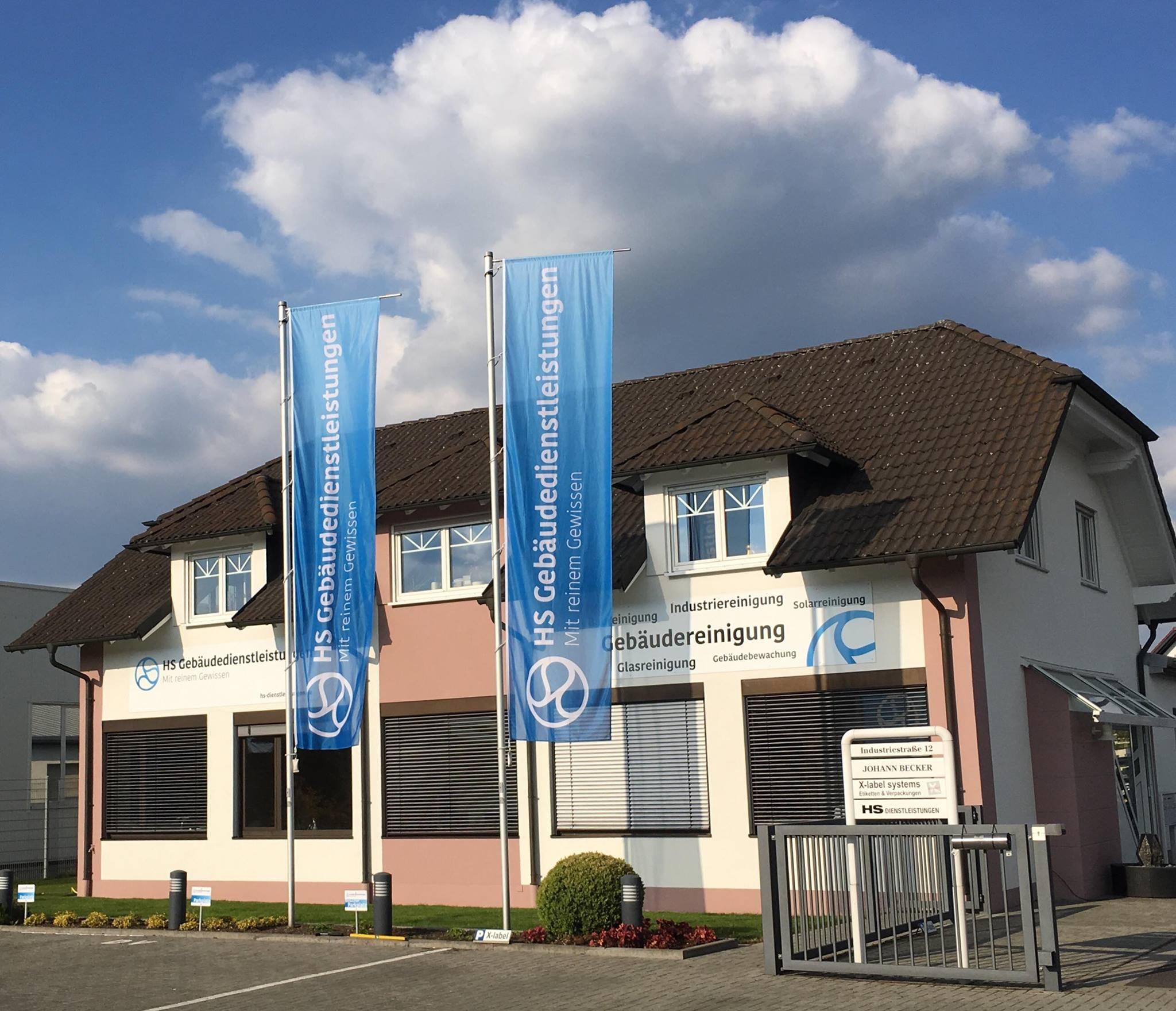 Firmensitz in Mainhausen