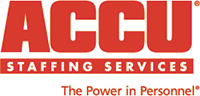 ACCU Staffing Services - ad image