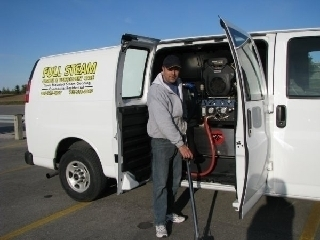 Full Steam Carpet & Upholstery Care Barrie (844)755-3047