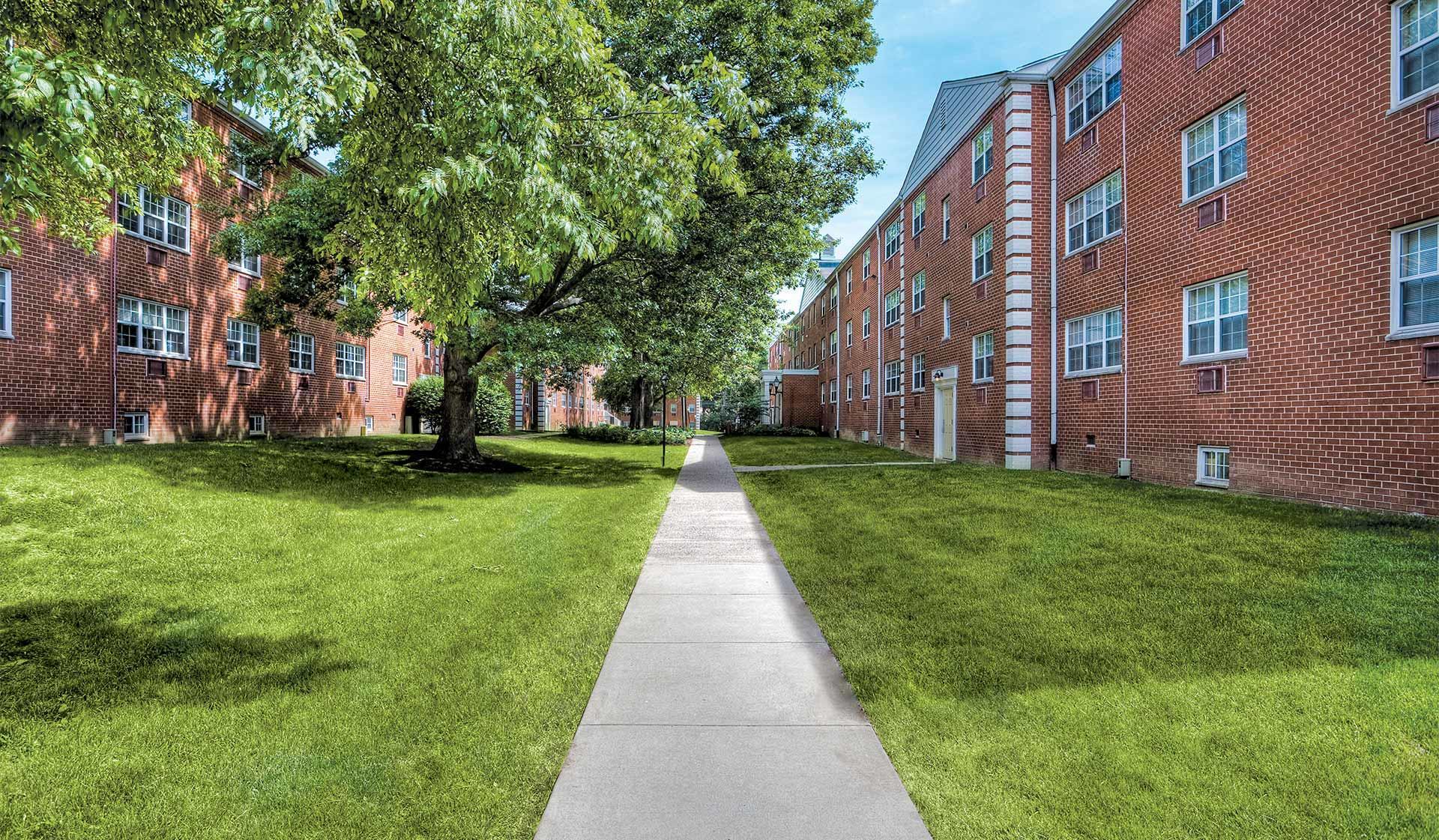 Chestnut Hill Village Apartments Philadelphia