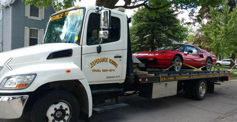 Lesperance Service & Towing Tiny (705)526-8711