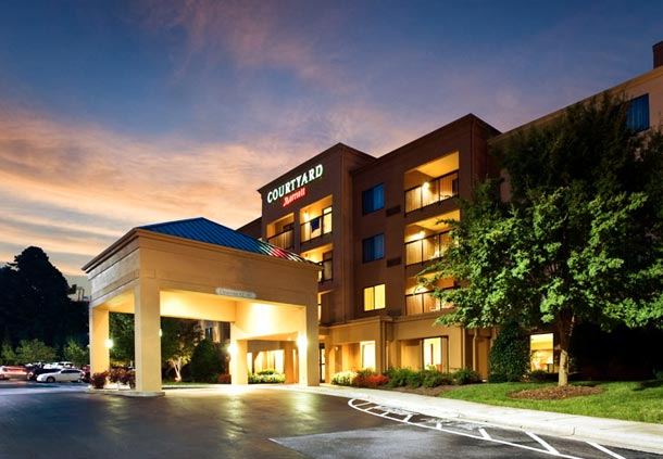 Hotels Near Hanes Mall Winston Salem Nc