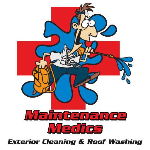 Maintenance Medics Soft Washing in Chesterton logo