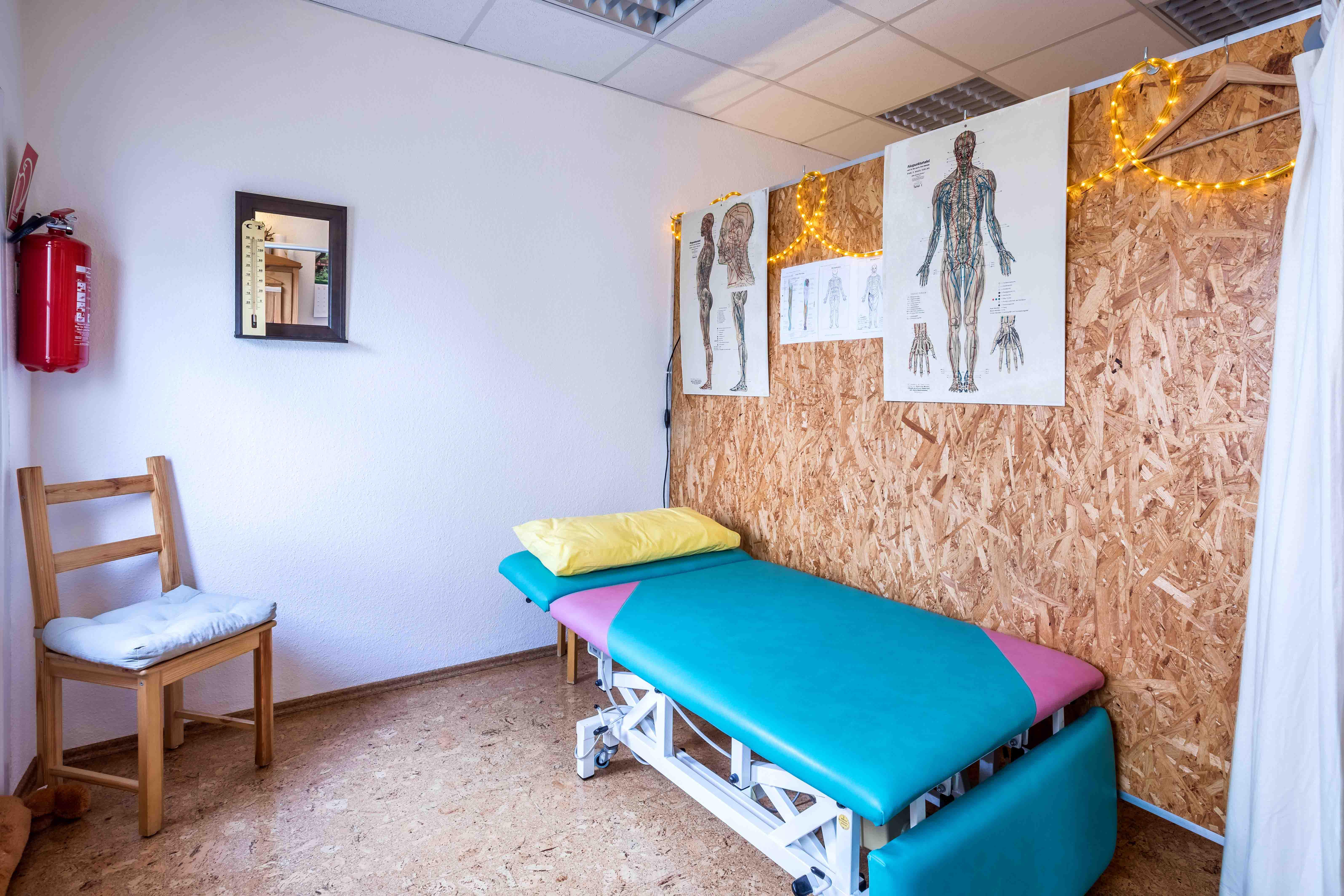Praxis für Physiotherapie Inh. Ute Böhrig