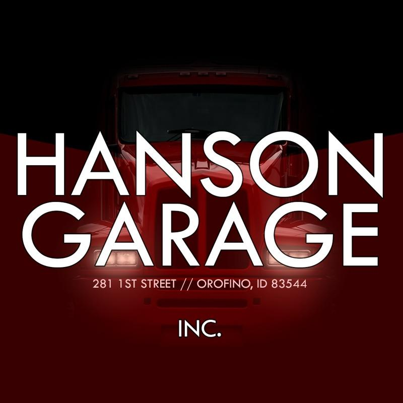 Hanson Garage, Inc. - Orofino, ID - Auto Dealers