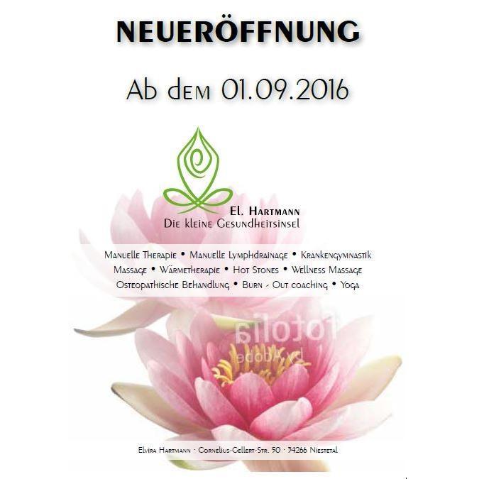 Bild zu Elvira Hartmann - Die kleine Gesundheitsinsel in Niestetal
